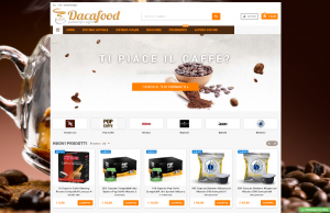 online - dacafood 300x194 - Online Da Subito – Realizzazione Siti Web | Porta Online il Tuo Business